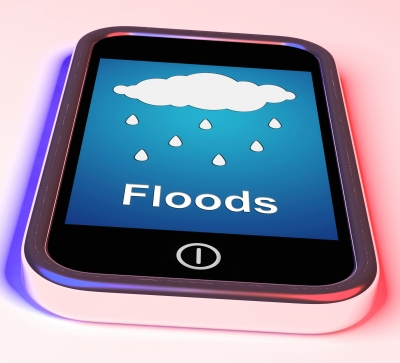 4 things you can do if flooding affects your home:
